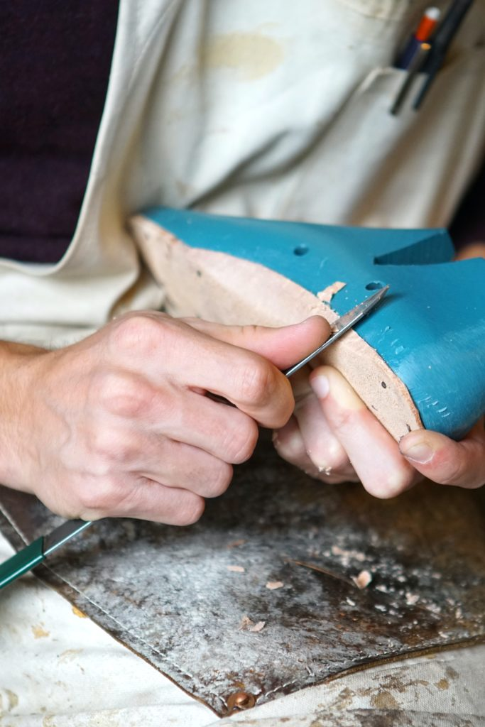 handmade shoe last